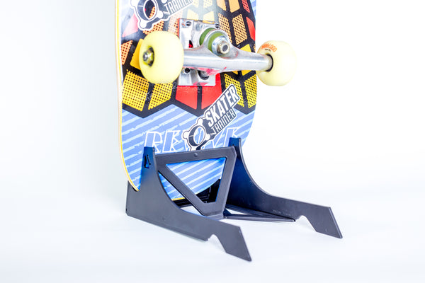 Origami Skateboard Stand & Display