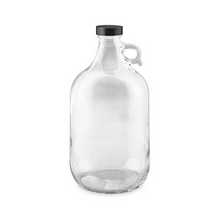 Load image into Gallery viewer, 1/2 Gallon Glass Jug