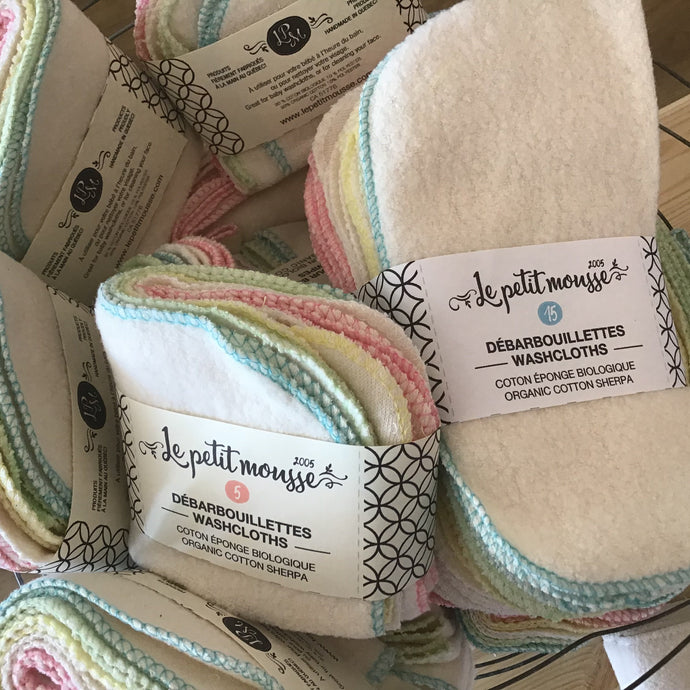 2-Ply Washcloth - 2 Pack