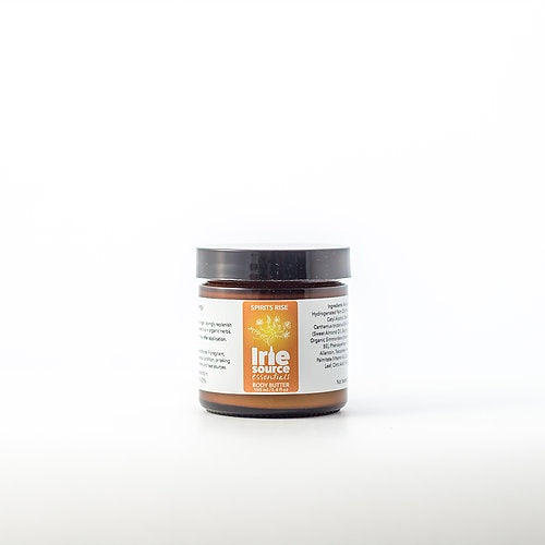 Body Butter/Foot Lotion 50ml - Irie Source