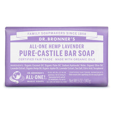 Load image into Gallery viewer, Dr Bonners Bar Soap