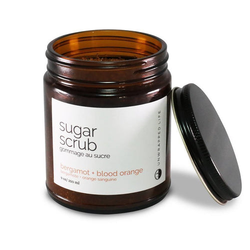 Sugar Scrub - Unwrapped Life