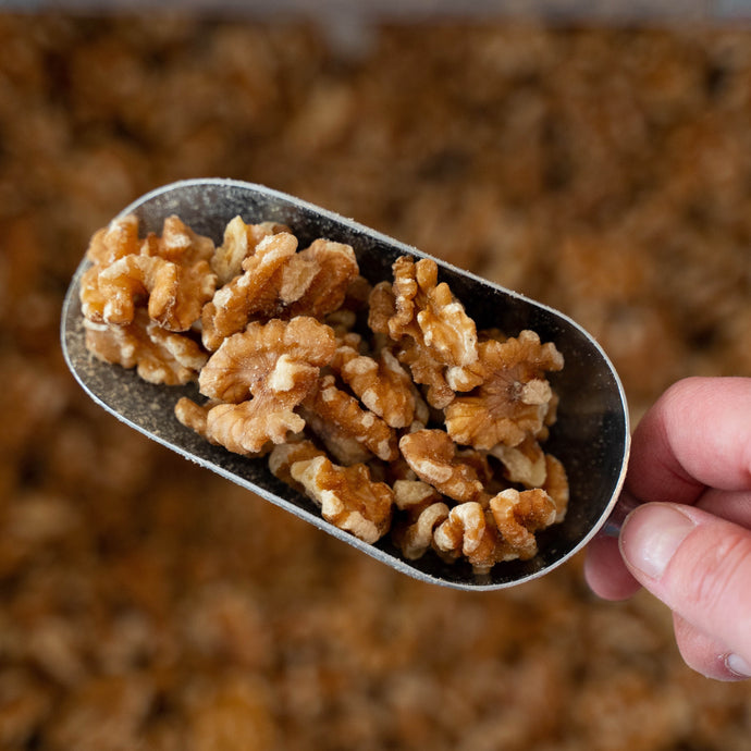 Walnuts Shelled Organic - Per (100g)