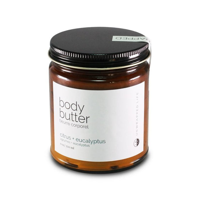 Body Butter - Unwrapped Life