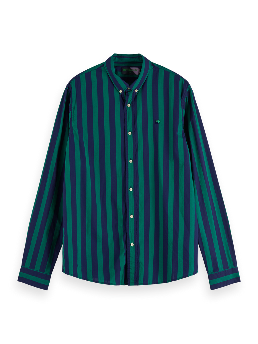 Scotch & Soda Classic LS Shirt - Alexanders on Tennyson