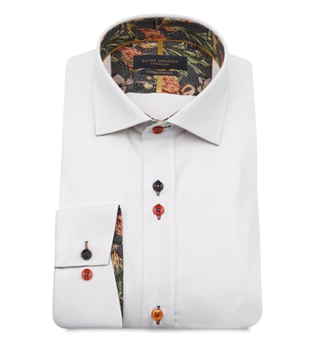 Guide London L/S White Shirt 75490