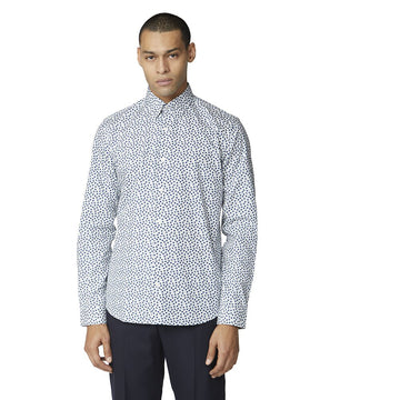 Ben Sherman Scattered Print LS Shirt - Alexanders on Tennyson