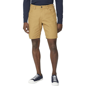 Ben Sherman Canvas Shorts Gold