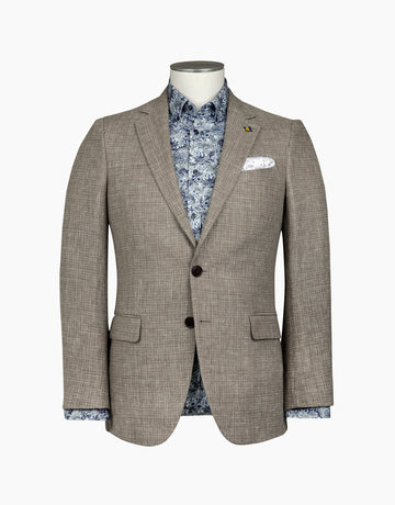 Rembrandt Hawker Light Brown Blazer