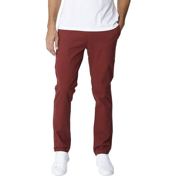 Ben Sherman Slim Stretch Chestnut Chino - Alexanders on Tennyson