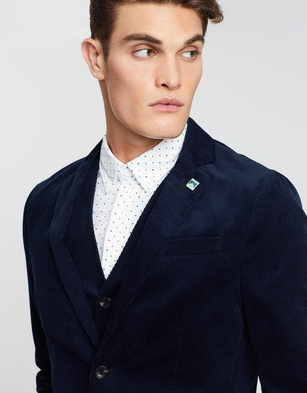 Scotch & Soda Lightweight Corduroy Blazer - Alexanders on Tennyson