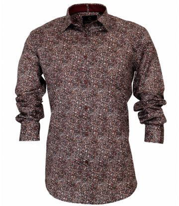 Cutler & Co Ruby Blake L/S Shirt Tiny Paisley - Alexanders on Tennyson
