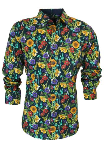 Cutler&Co Blake L/S Shirt Nightshade CS20994