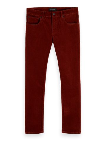 Scotch & Soda Ralston 5 Pocket Corduroy Trousers