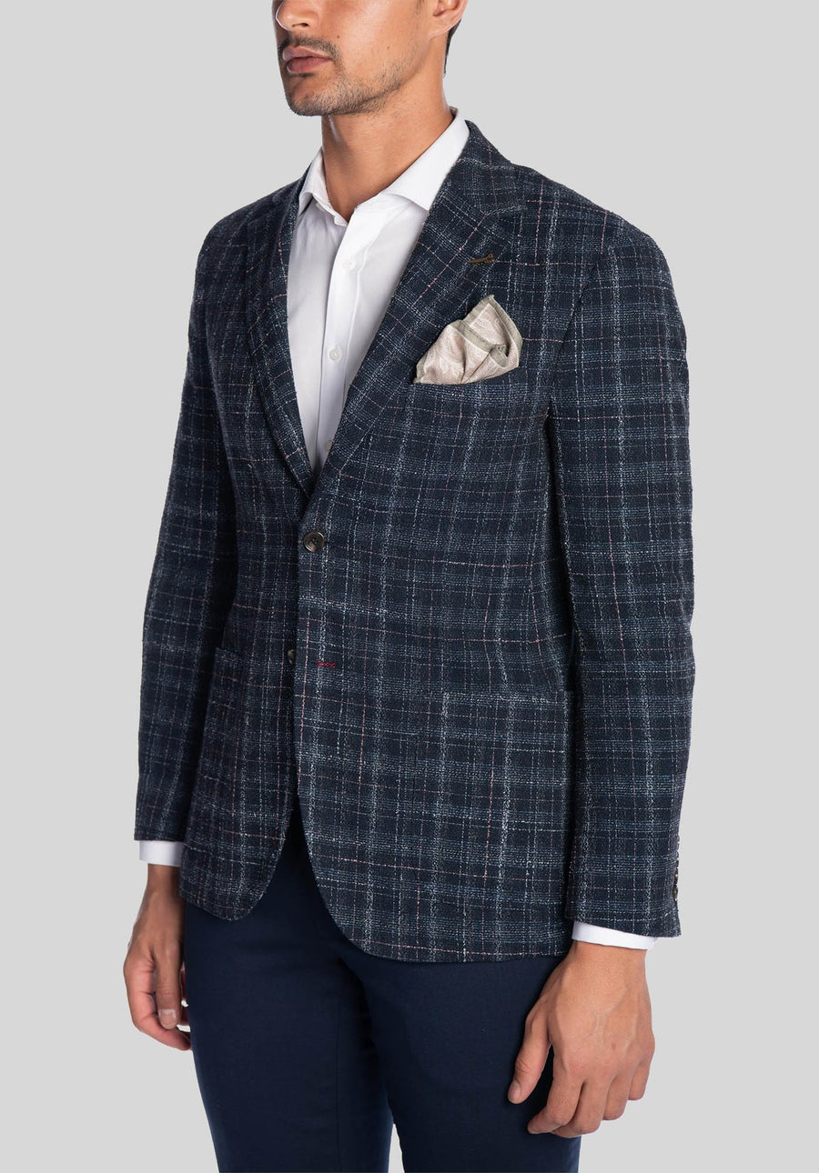 Joe Black Airborne Sports Blazer