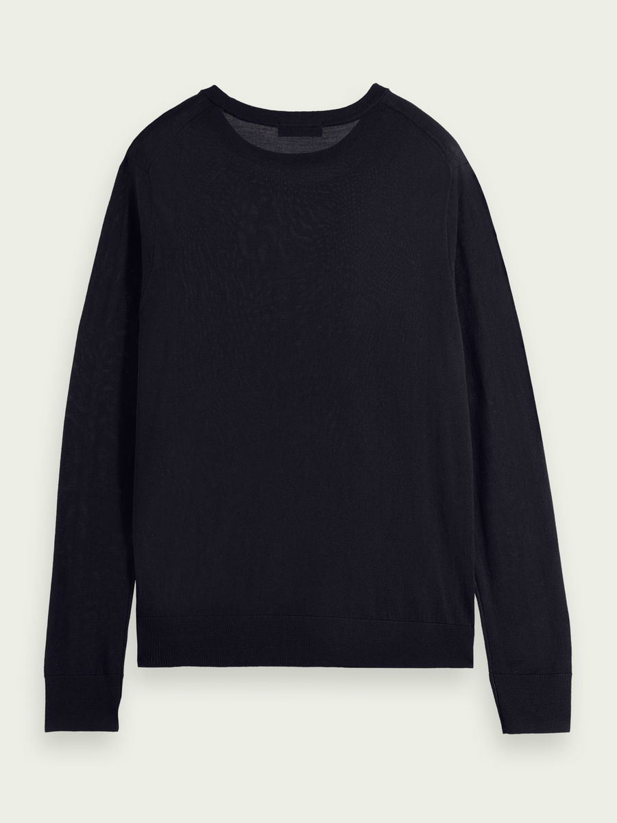Scotch & Soda Merino Wool Knit