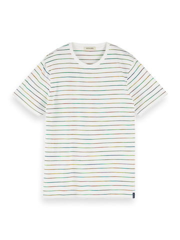 Scotch & Soda Crewneck T-Shirt Multi