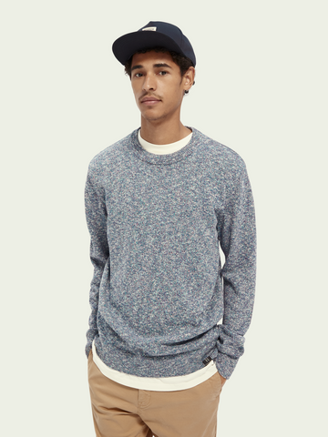 Scotch & Soda Recycled Cotton Pullover