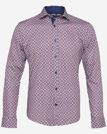 Thomson & Richards Franck LS Shirt - Alexanders on Tennyson