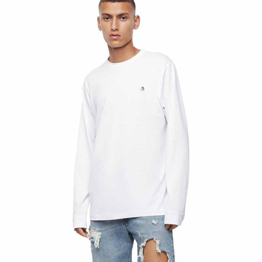 Diesel T-Justy Long Sleeve T-Shirt