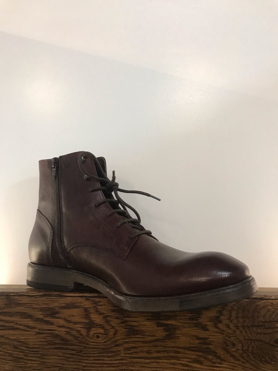 Crispiniano Italian Leather Boots - Alexanders on Tennyson