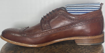Drudd Italian Leather Shoes - Alexanders on Tennyson