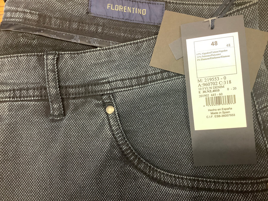 Florentino Denim 219553 Col 318 - Alexanders on Tennyson