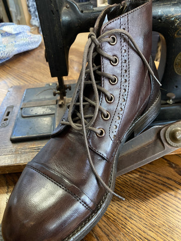 Italianio Nut Brown Boot