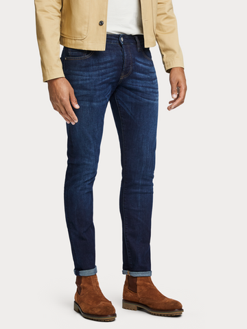 Scotch & Soda Ralston Beaten Denim - Alexanders on Tennyson