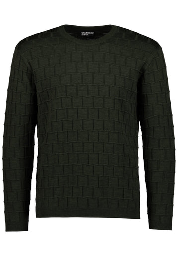 Standard Issue Brick Jumper - Alexanders on Tennyson