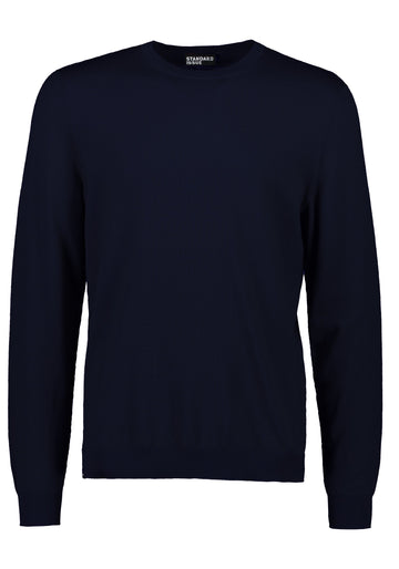 Standard Issue Classic Crew Navy - Alexanders on Tennyson