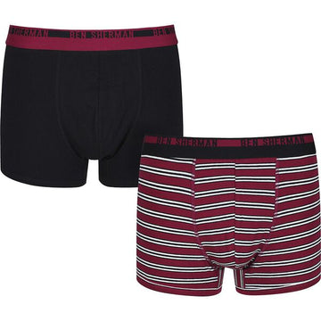Ben Sherman Trunks Two Pack - Alexanders on Tennyson