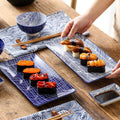 Set sushi in perfetto stile giapponese - 415