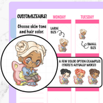 Callie Planning Planner Stickers