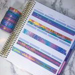 Have A Magical Day - Unicorn Themed Foiled Washi Set
