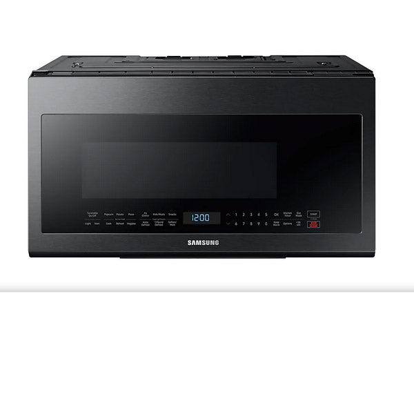 ME21M706BAG Microwave Oven with Glass Touch Bottom Control, 2.1cu.ft