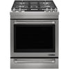 "Jenn-Air Euro-Style 30"" Slide-In Gas Range"