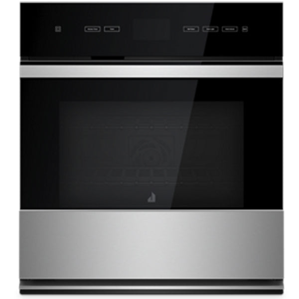 "27"" Single Wall Oven, 4.3"" Touch Lcd Screen, 4000W Broil, Premium Rollout Rack, Flat Tines"