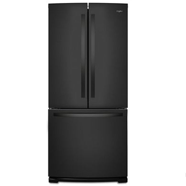 19.7 Cu Ft., Optional Ice Maker, Led Lighting, 1 Fixed/2 Adjustable Shelves, 2 Hc Crispers, 1 Temperature Controlled Pantry, 6 Door Bins