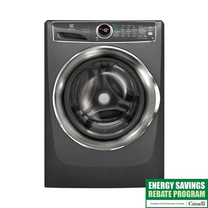 ELECTROLUX Front Load Perfect Steam Washer with LuxCare Wash and SmartBoost - 5.1 Cu.Ft. IEC