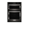 "30"" Combi, 5.0 Cu Ft./1.4 Cu Ft., True Convection, Hidden Bake, Self Clean(Lower), Extra Large Window, Flush Install Option, 900 Watts (1600 Watts)"