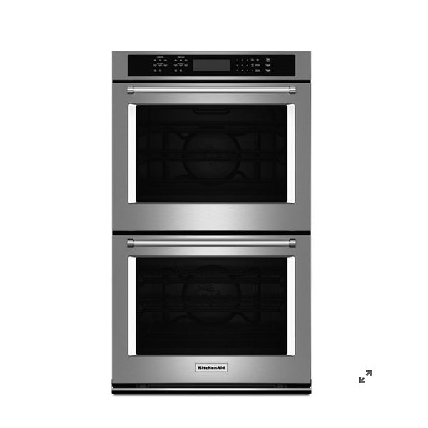 "27"" Double Convection Self Clean Oven"