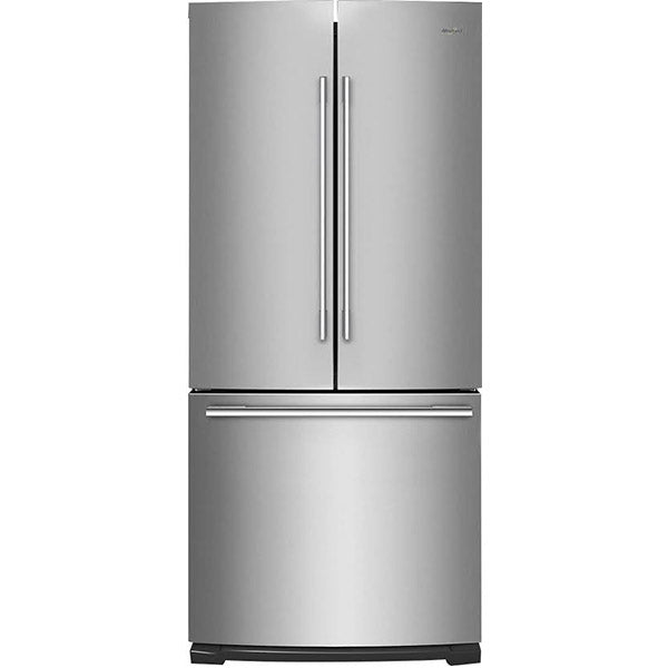 Wide French Door Refrigerator with Water Dispenser - 25 cu. ft.