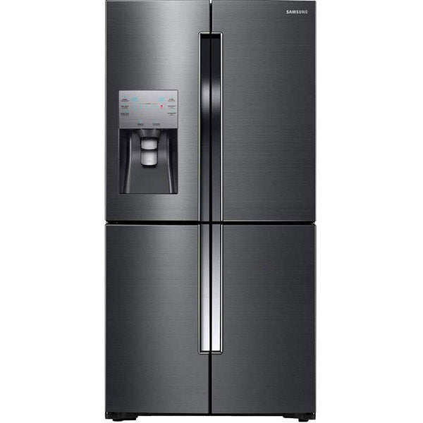 Multi-Door Freestanding Refrigerator with Platinum Interior Design