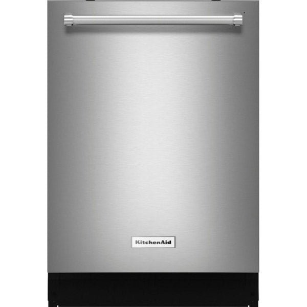 39 DBA Dishwasher with Fan-Enabled ProDry System and PrintShield Finish, Pocket Handle