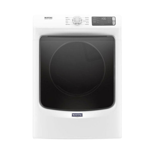 Maytag YMED5630HW Front Load Electric Dryer With Extra Power And Quick Dry Cycle - 7.3 Cu. Ft.