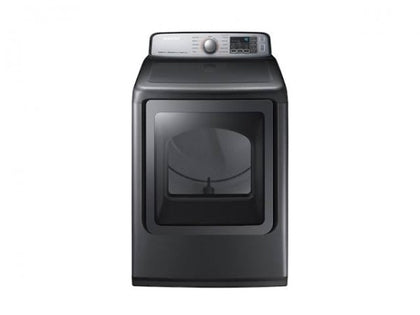 Samsung Dryer with Steam , 7.4 cu.ft (DVE50M7450W)
