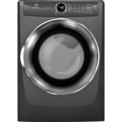 ELECTROLUX Front Load Perfect Steam Gas Dryer with Instant Refresh and 9 cycles - 8.0. Cu. Ft.