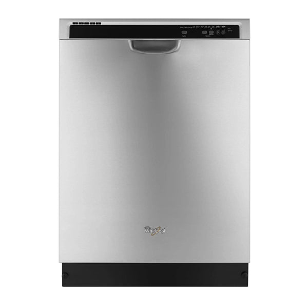 "French Door Refrigerator-5 Element Electric Range-Stainless Steel 24"" Dishwasher-Steam Energy Star"