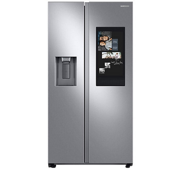 21.5 cu.ft. side by Side Door Family Hub& x2122; Refrigerator